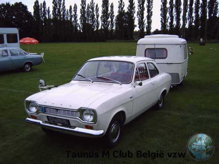 Ford oldtimer campingtreffen te Zonhoven 2007